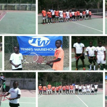 La Constance Tennis Academy of Akropong Akuapem Celebrates Second Year Anniversary