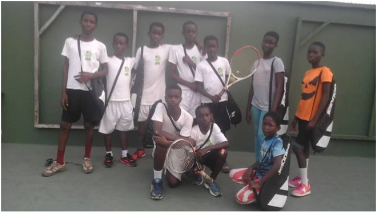 La Constance Tennis Center of Akropong Excels at National Tennis Championships